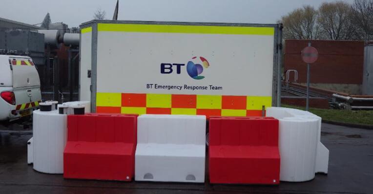 Emergency control centre vehicle