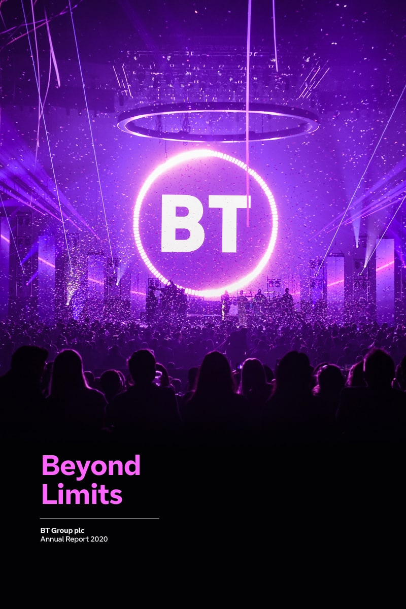 BT Group plc - Annual Report 2020