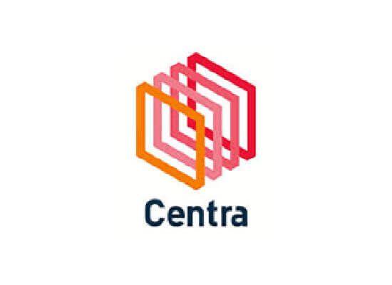 Company logo: Centra Group