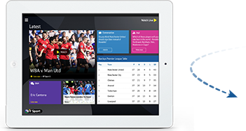 download the BT Sport app