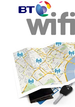 Unlimited Wi-Fi across the UK
