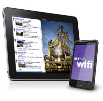 Wi-fi on handheld devices