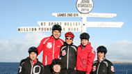 BT Sport Relief Million Pound Bike Ride