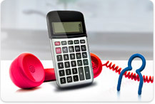 Calculate your call costs