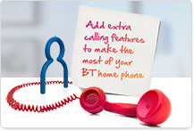 Customise your line with calling features