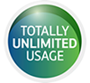 Totally Unlimited Usage
