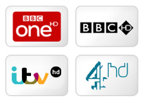 freeview hd channels
