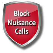 Stop Nuisance Calls with BT6500 phone.