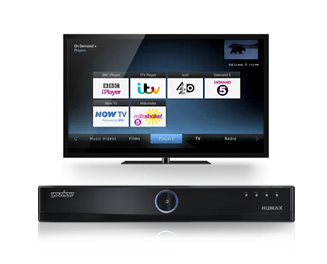 YouView is better with BT