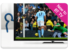 BT Sport – New to BT TV
