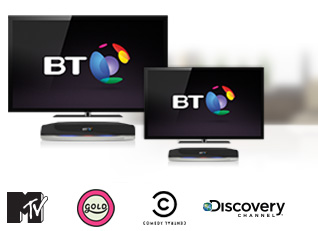 BT TV Extra Box