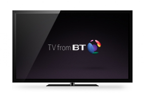 TV from BT