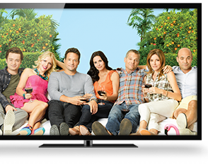 Watch Cougar Town on TV Essential
