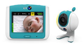 BT Video Baby Monitor 7030