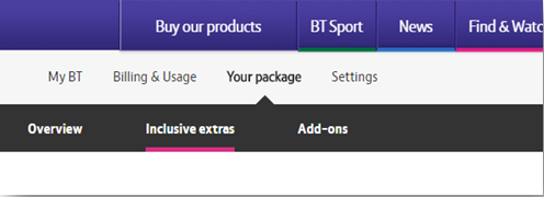 Reactivating a BT Mail account
