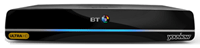 Picture of the recordable YouView+ Ultra HD TV box