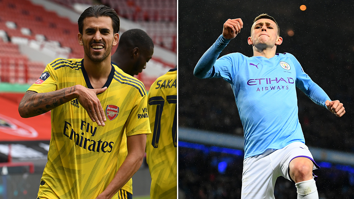 Bt Sport To Show Arsenal V Man City In Fa Cup Semi Final Bt Sport