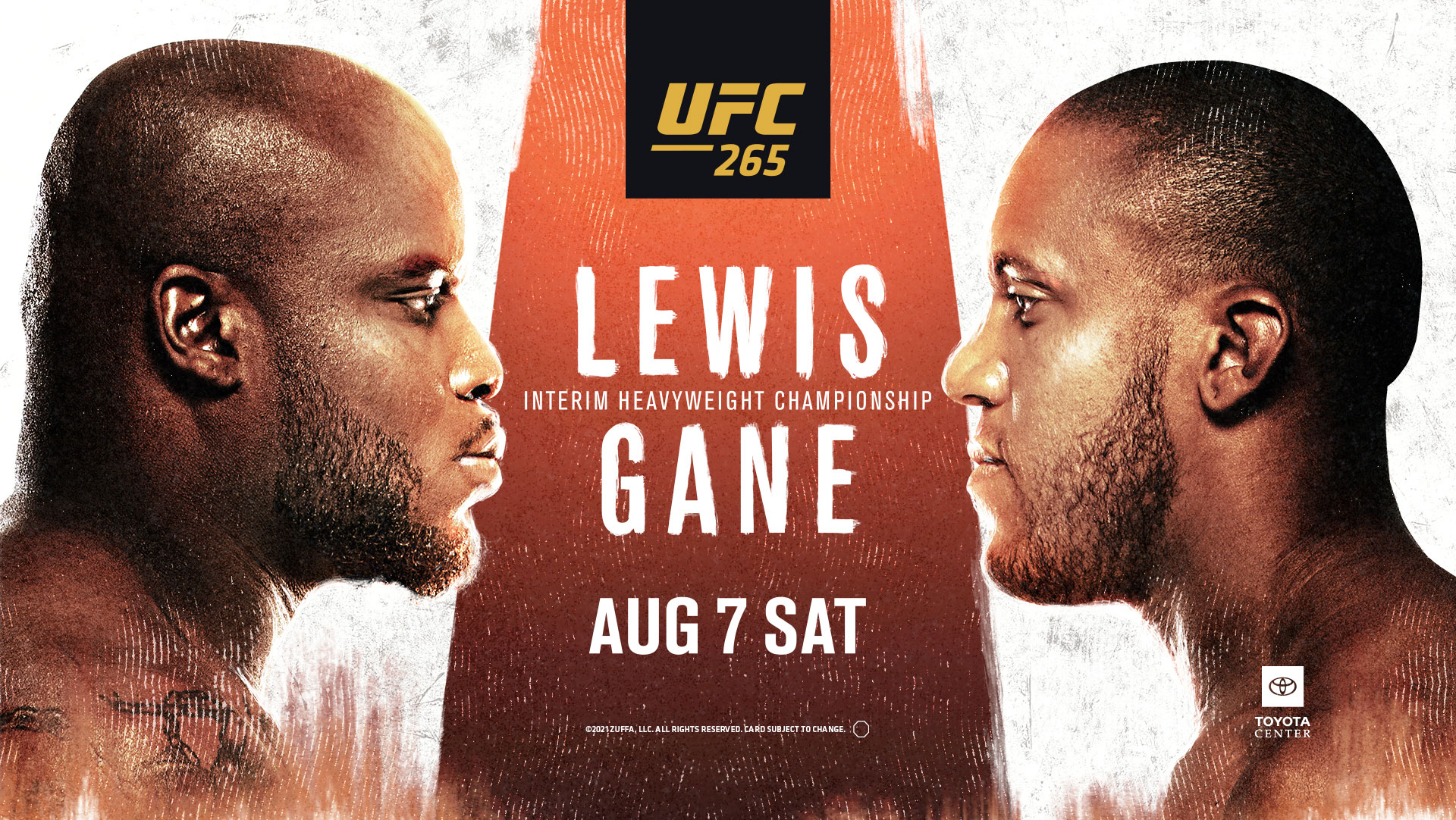 UFC 265: Lewis vs Gane - Reddit MMA Streams Live, How to Watch Online, Time, Fight Card