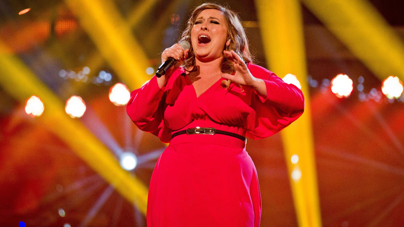 Voice sing 2 the off The Voice