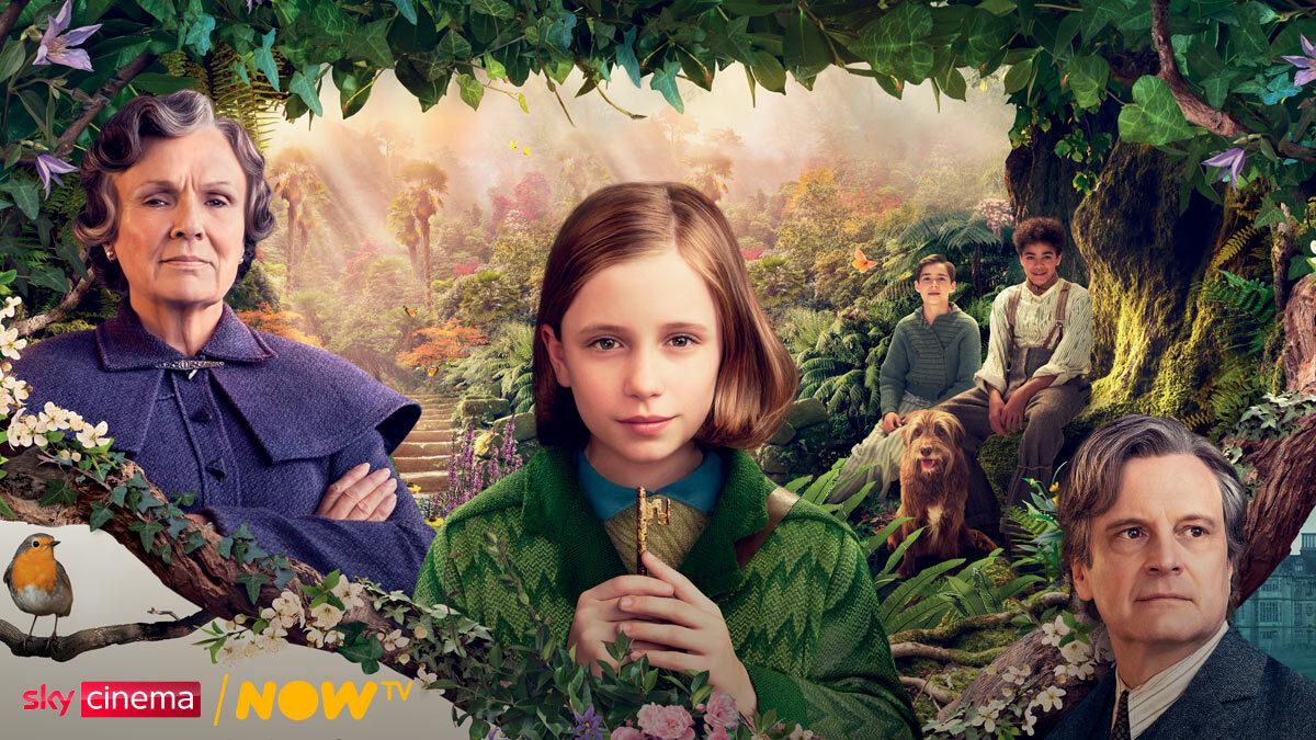 The Secret Garden 2020 Sky Cinema Release Date Cast Trailer Bt Tv