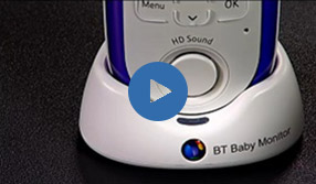 Using BT Baby Monitor Pacifier