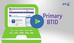 Check if you have a Primary BT ID