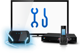 Example image of BT products